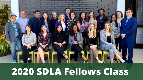 2020 SDLA Fellows Class