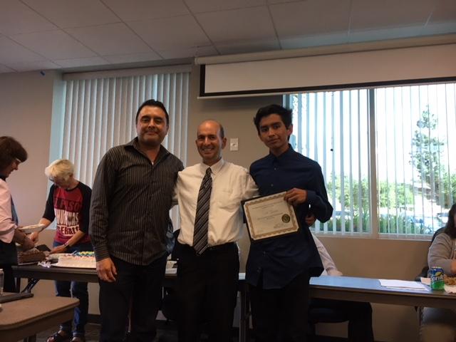 Pablo Garcia III Scholarship