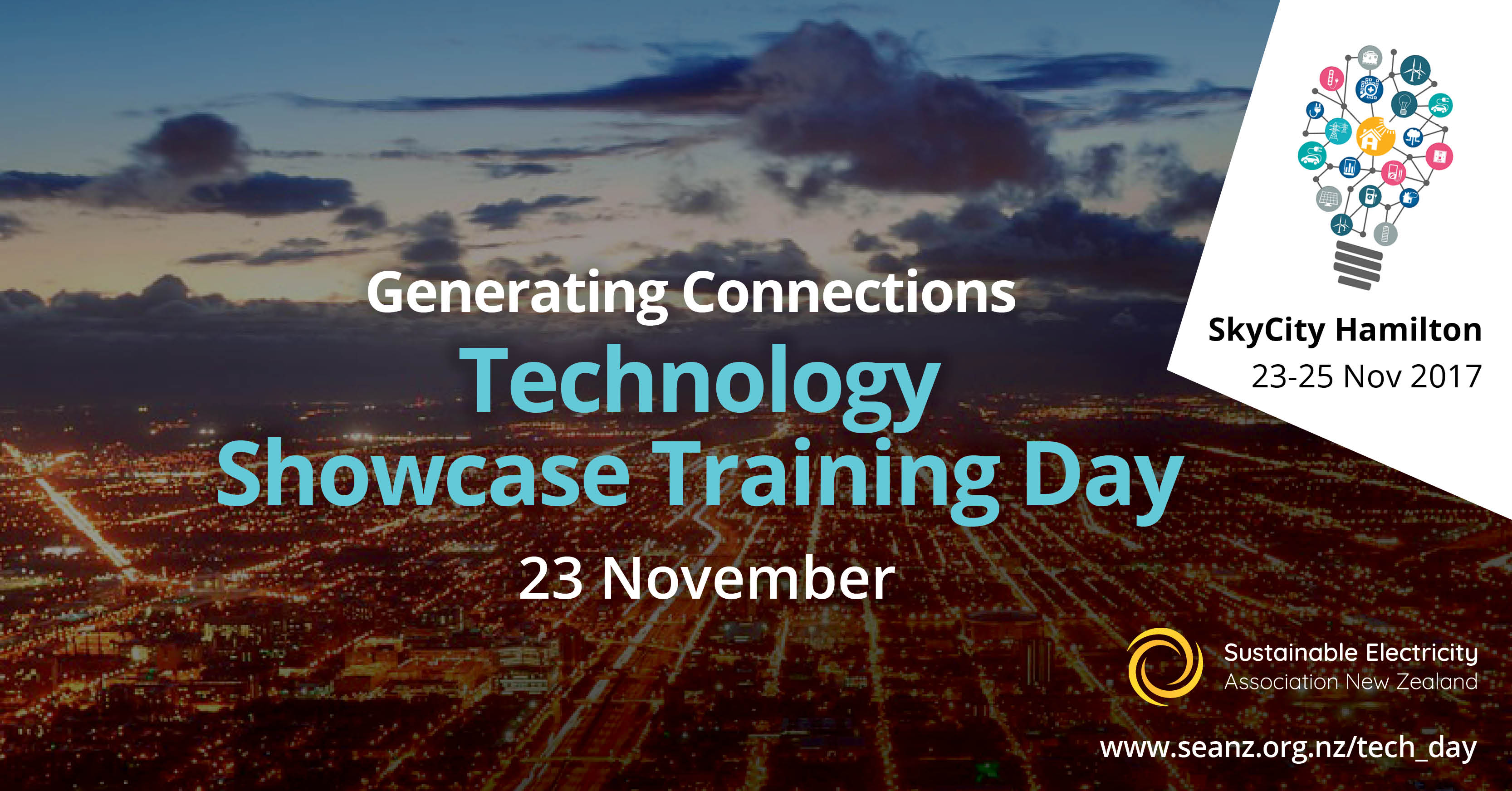 SEANZ Technology Showcase Training Day