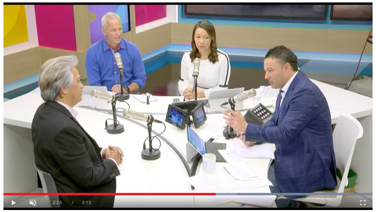 Duncan Garner talks to Brendan Winitana on the AM SHow
