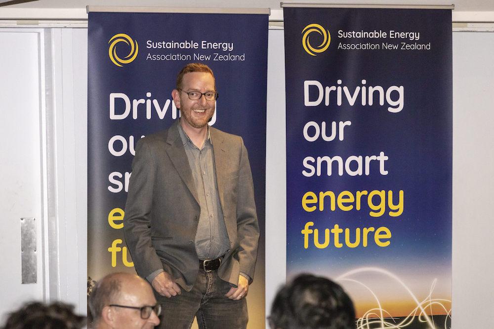 Dougal Gillman from Fronius, sponsor of the awards.jpg