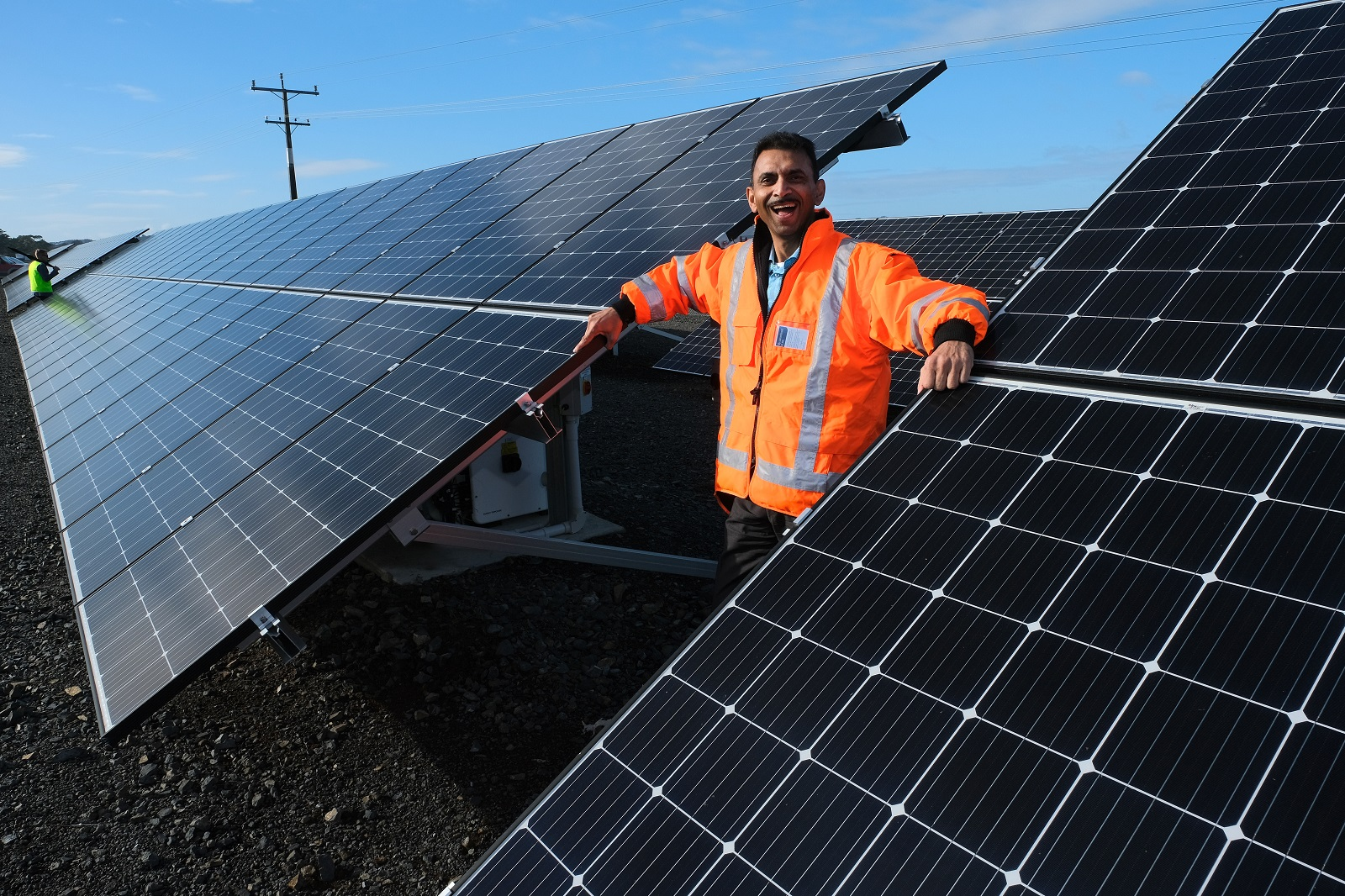 watercare_tuakau_solar_installation