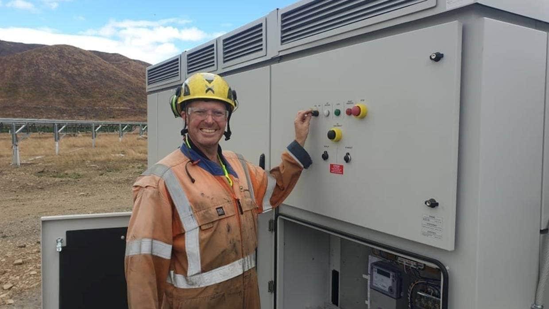 Kea Energy managing director Campbell McMath