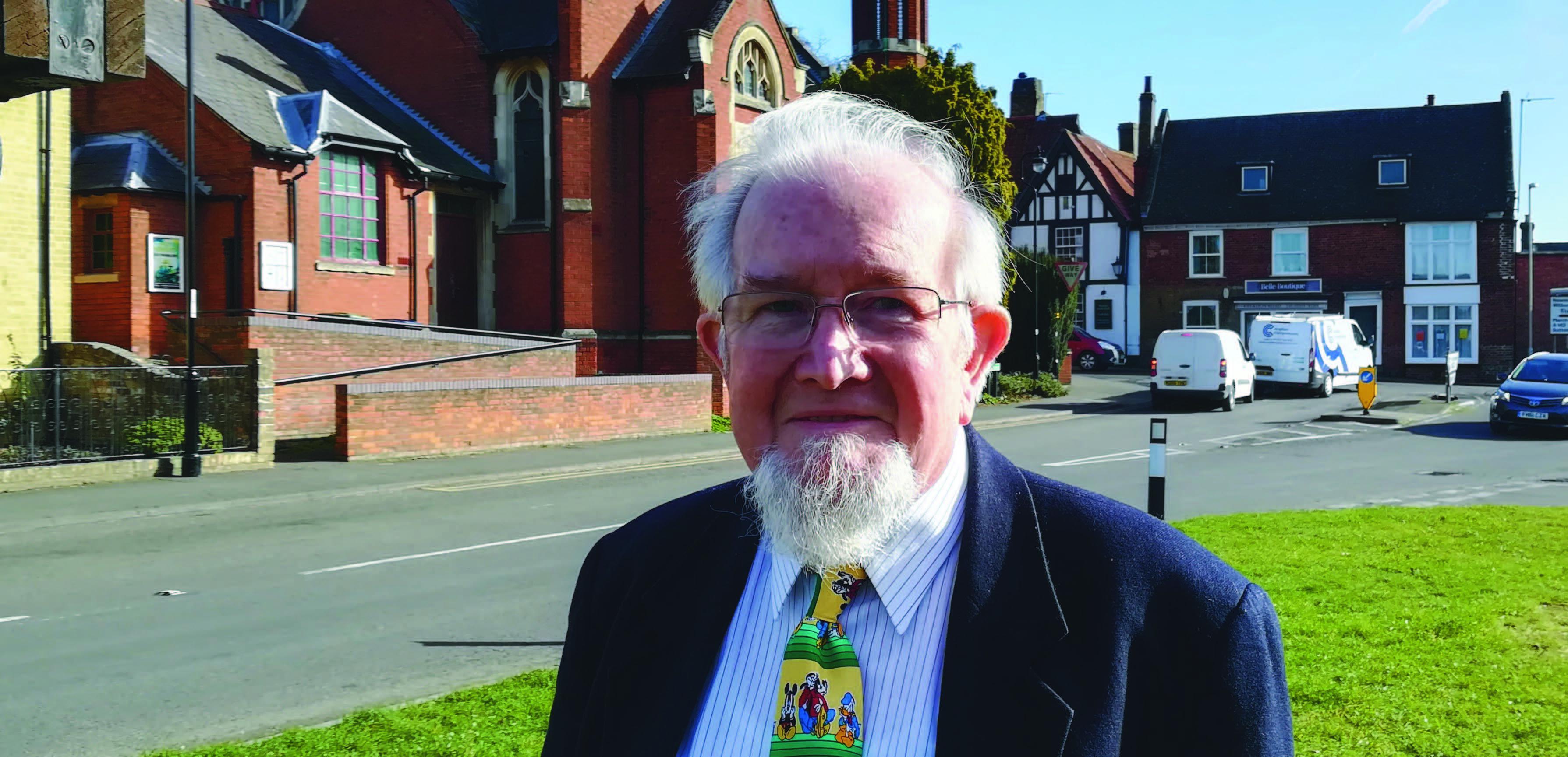 Greth Wilson Candidate for Haddenham