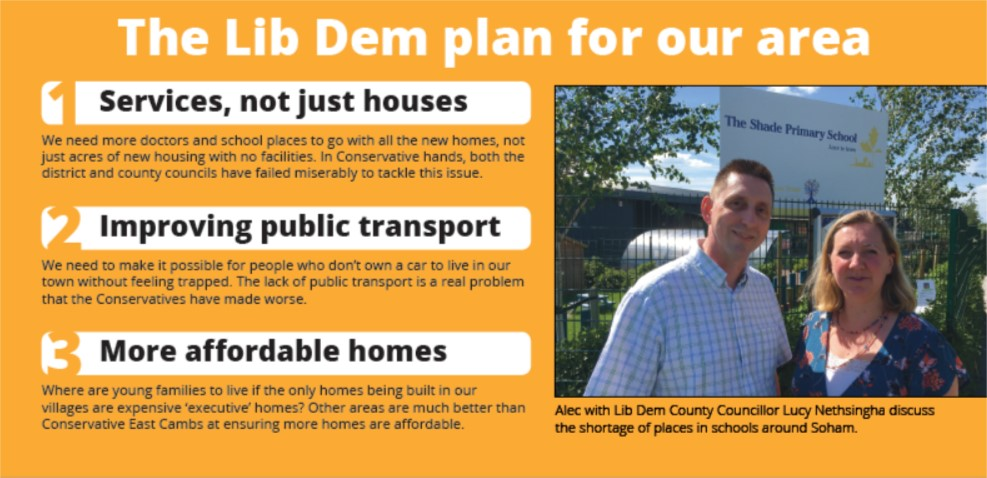 Our Plan For Soham North
