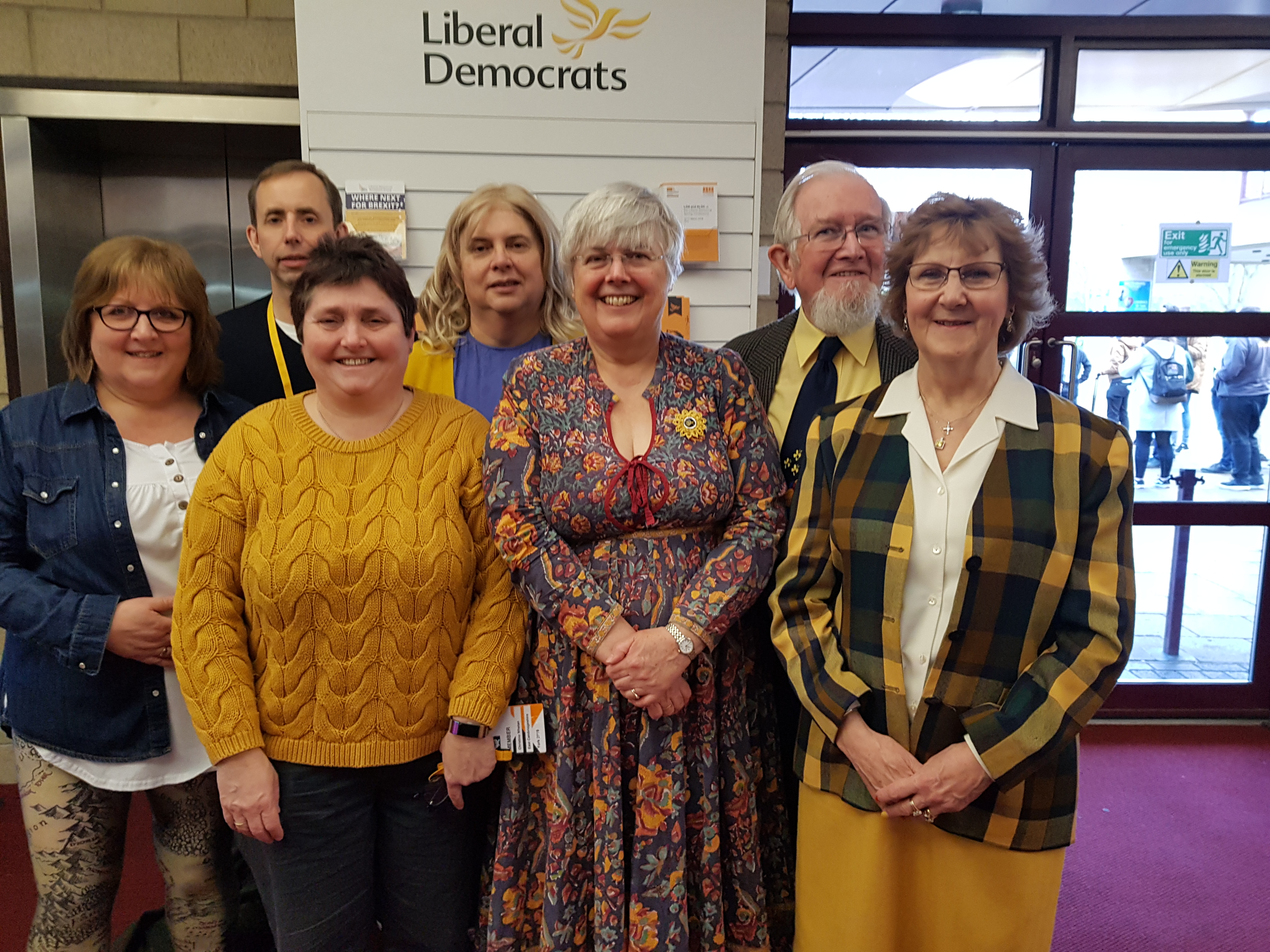 Liberal Democrat Candidates for East Cambridgeshire District Council elections on May 2nd 2019