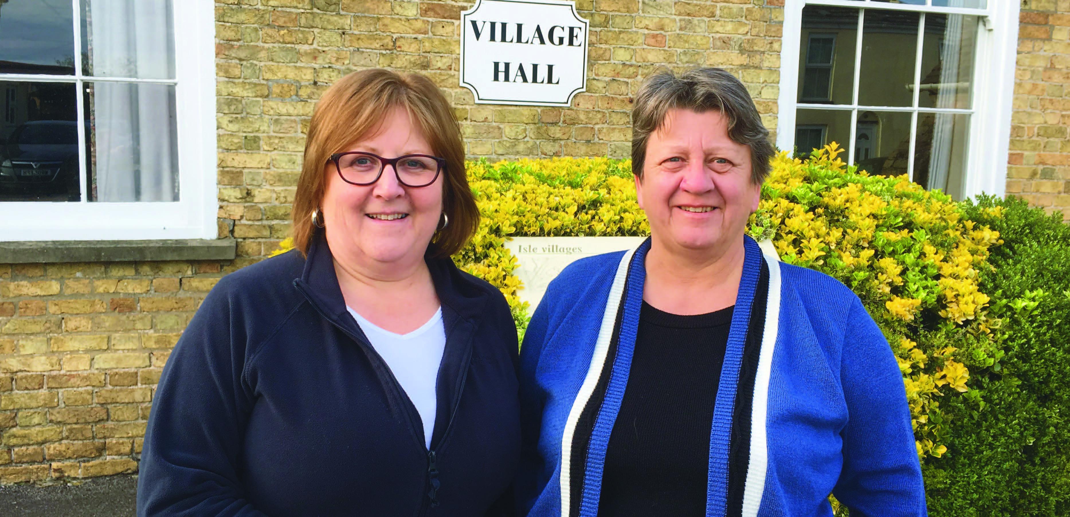 Doris Benke - Lib Dem candidate for Downham Villages