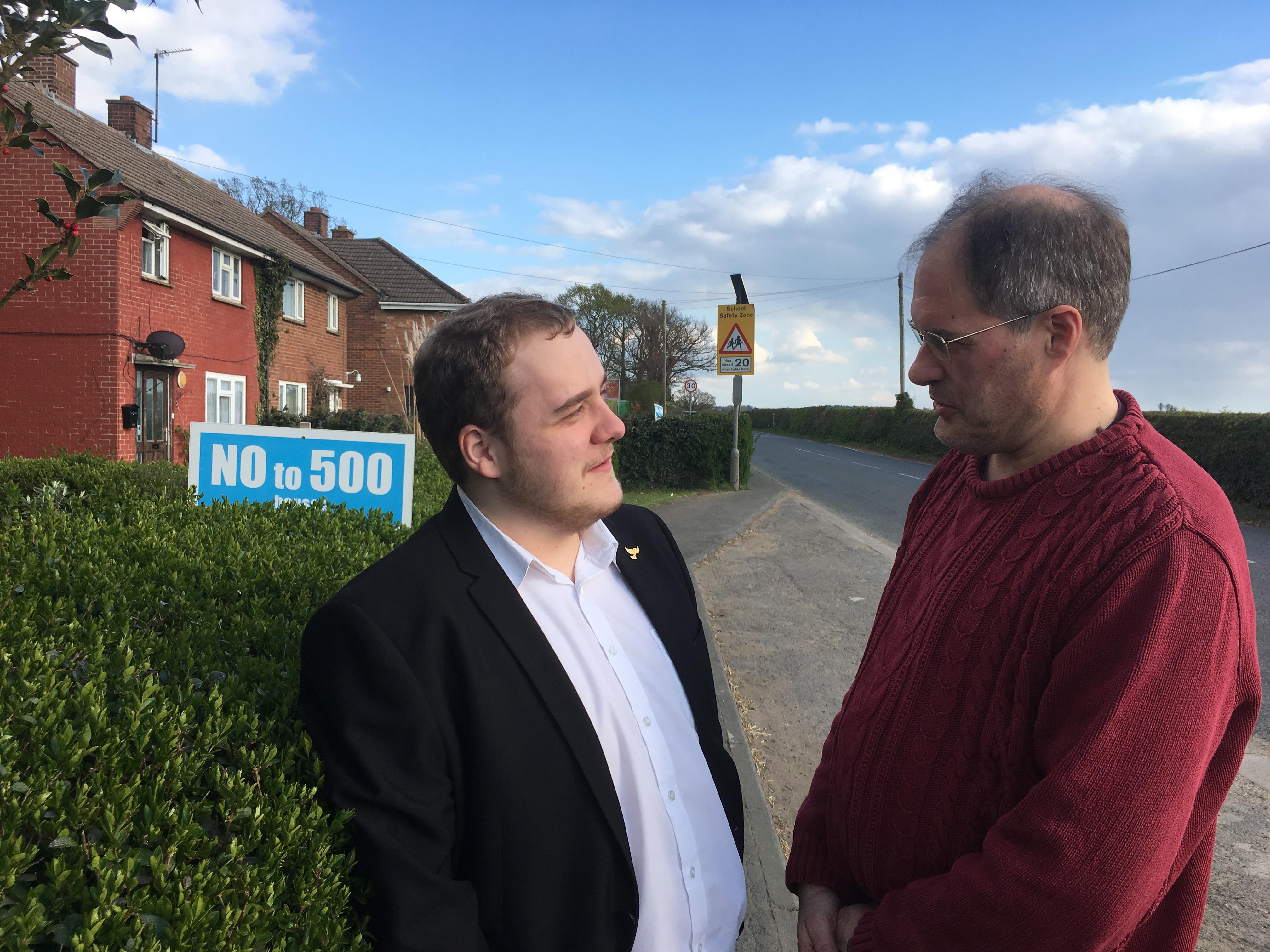 Connor Docwra and Rupert Moss-Eccardt