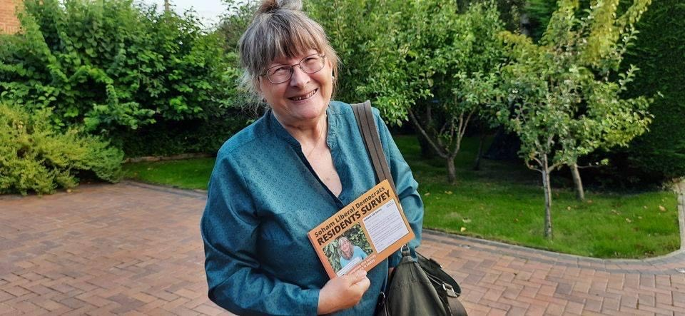 Local Campaigner Anne Pallett to stand in Soham By-election