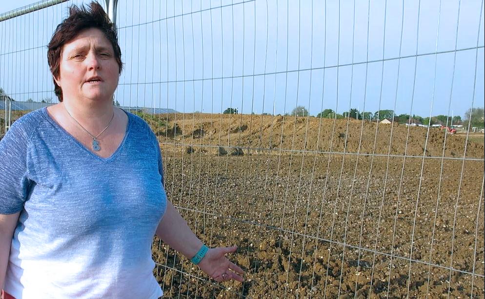 Christine Whelan - Development Land