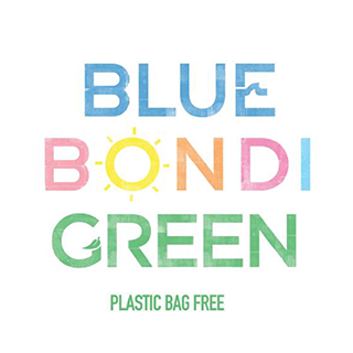Blue Bondi Green