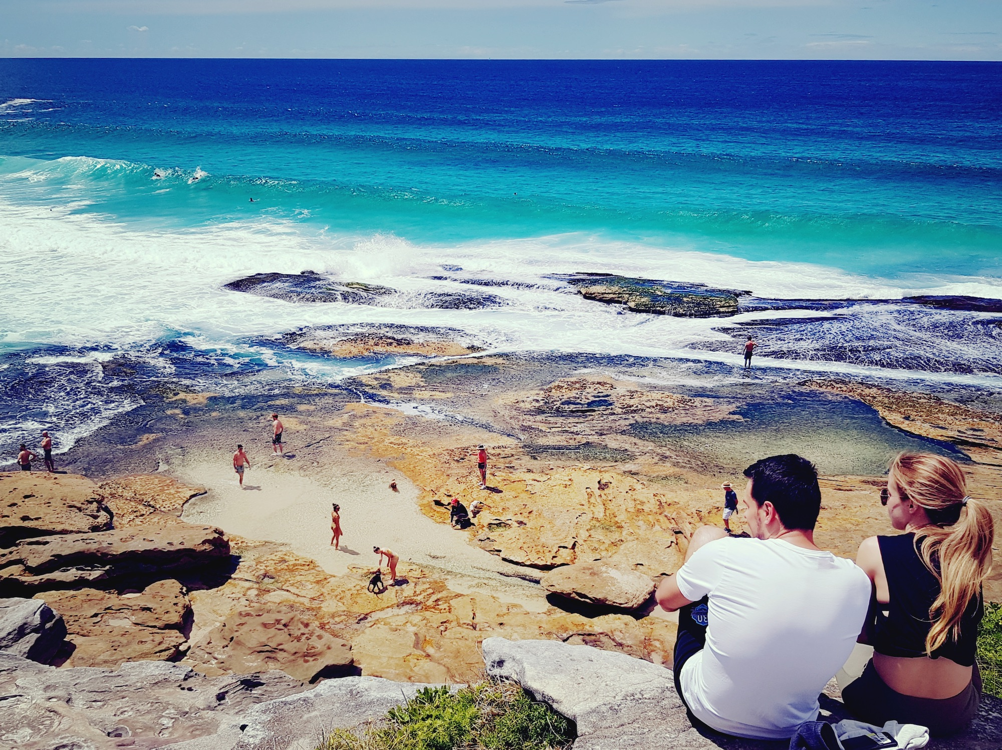 Bronte People by Lesly Cousin