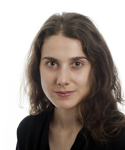 Aurelie Jacquet, Ph.D. Image