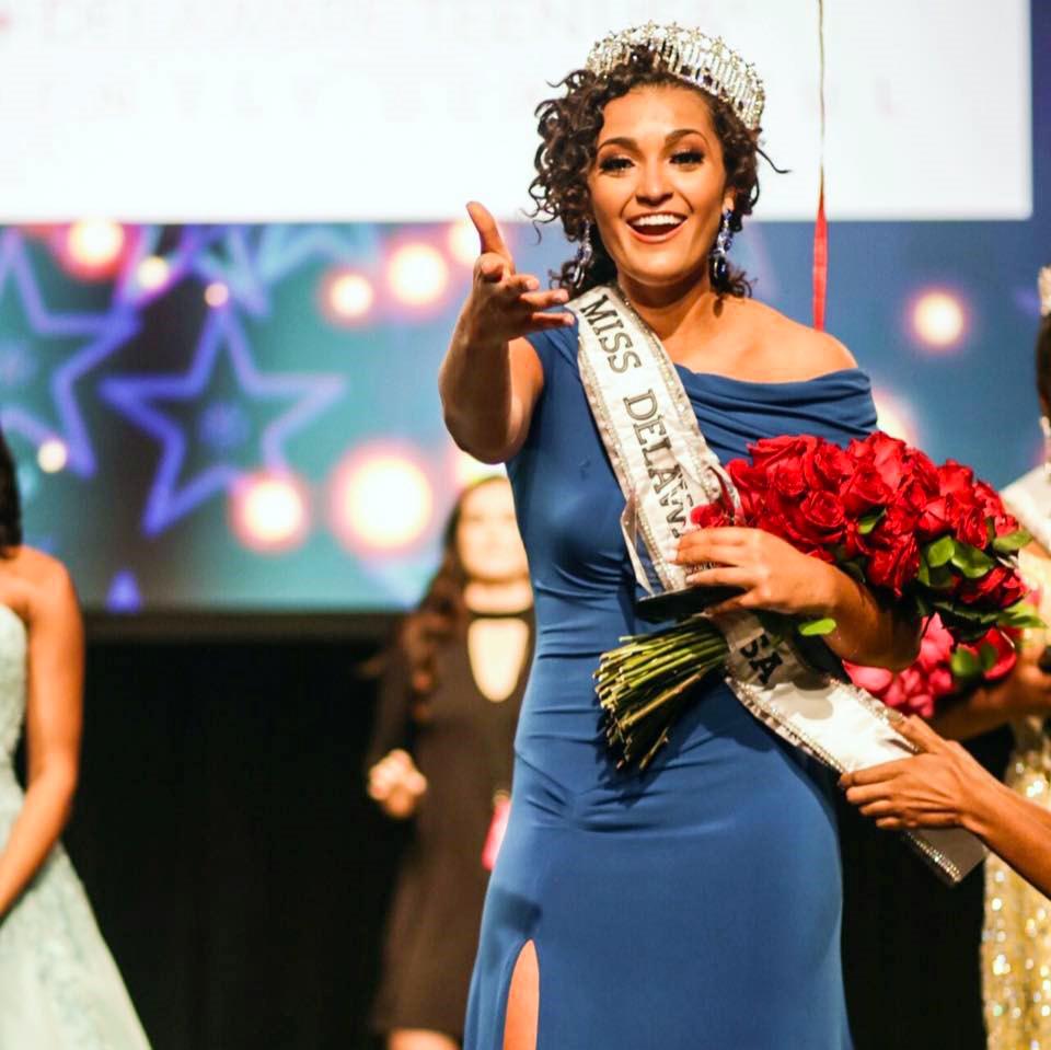 Jolisa Copeman, Miss Delaware USA 2019