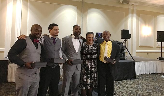 2016 Bromley Armstrong Humanitarian Award