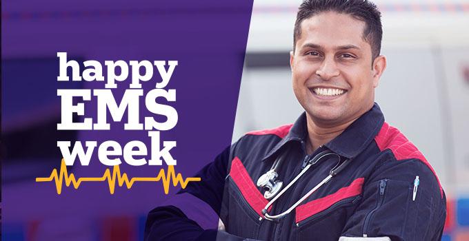 Happy EMS Week