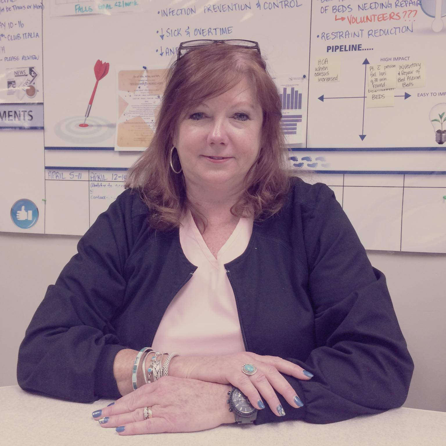 SEIU Healthcare Administrative Professionals Day Lorna