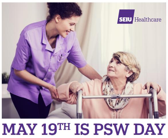 seiuhelthcare celebrates psw day