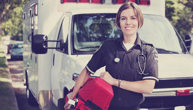 paramedics week