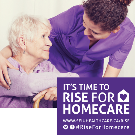 Rise For Homecare Socail Media Square 1