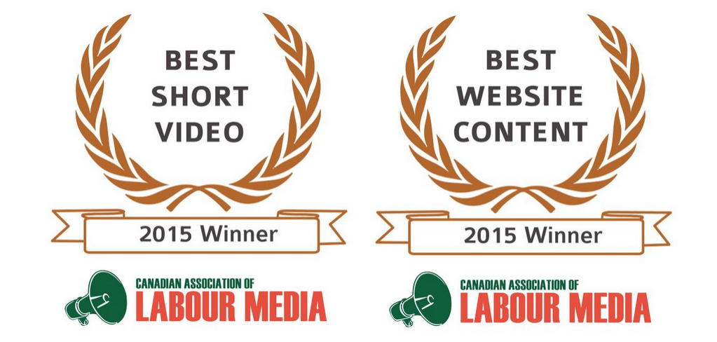 Canadian Association of Labour Media Awards