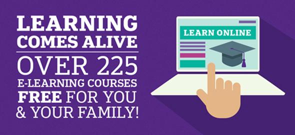 E-learning for members