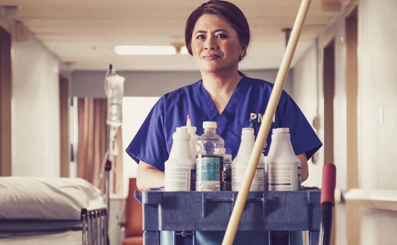 SEIU Healthcare Environmental Services and Housekeeping Week
