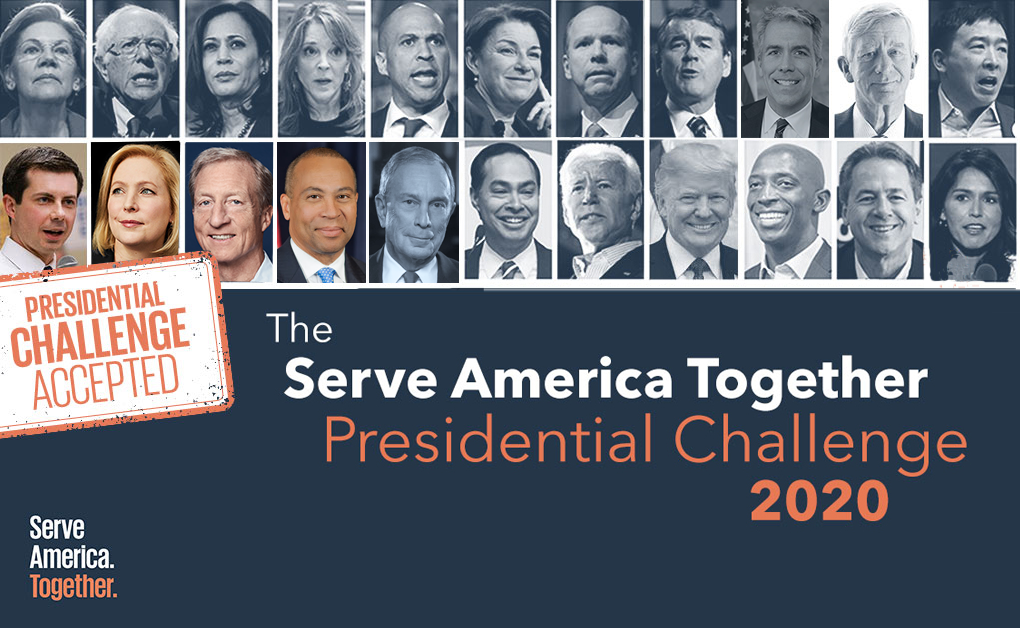 Serve America Together Presidential Challenge