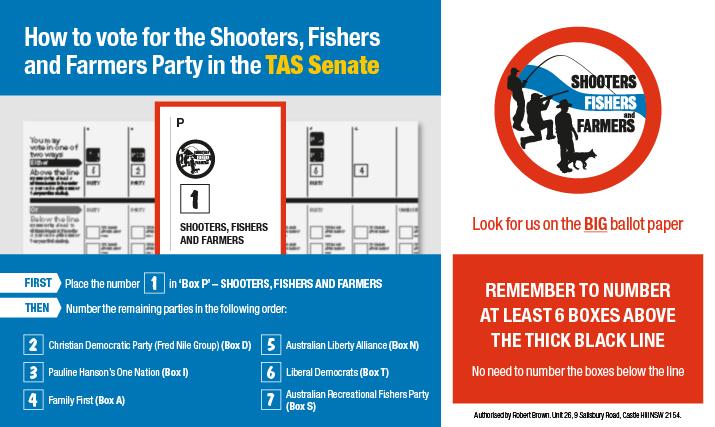 TAS Senate HTV