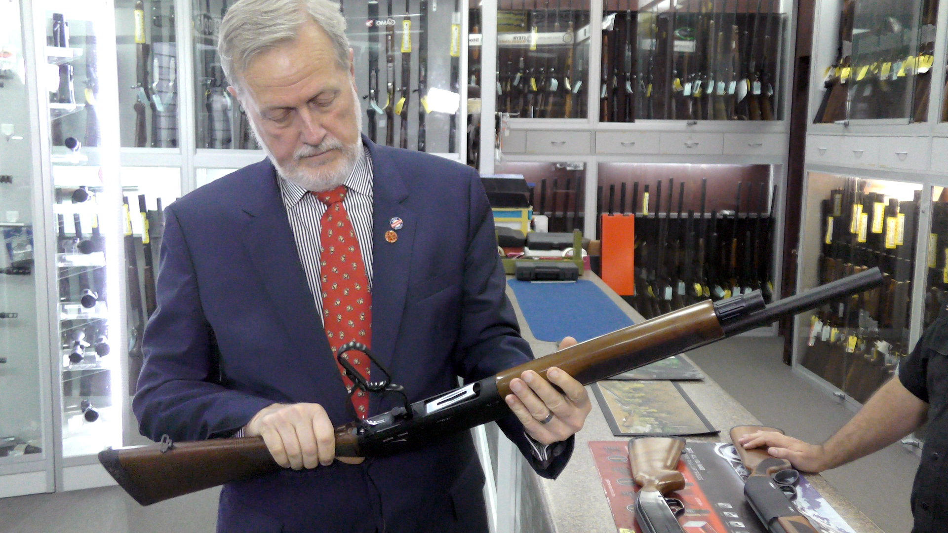 Robert Borsak with an Adler A110