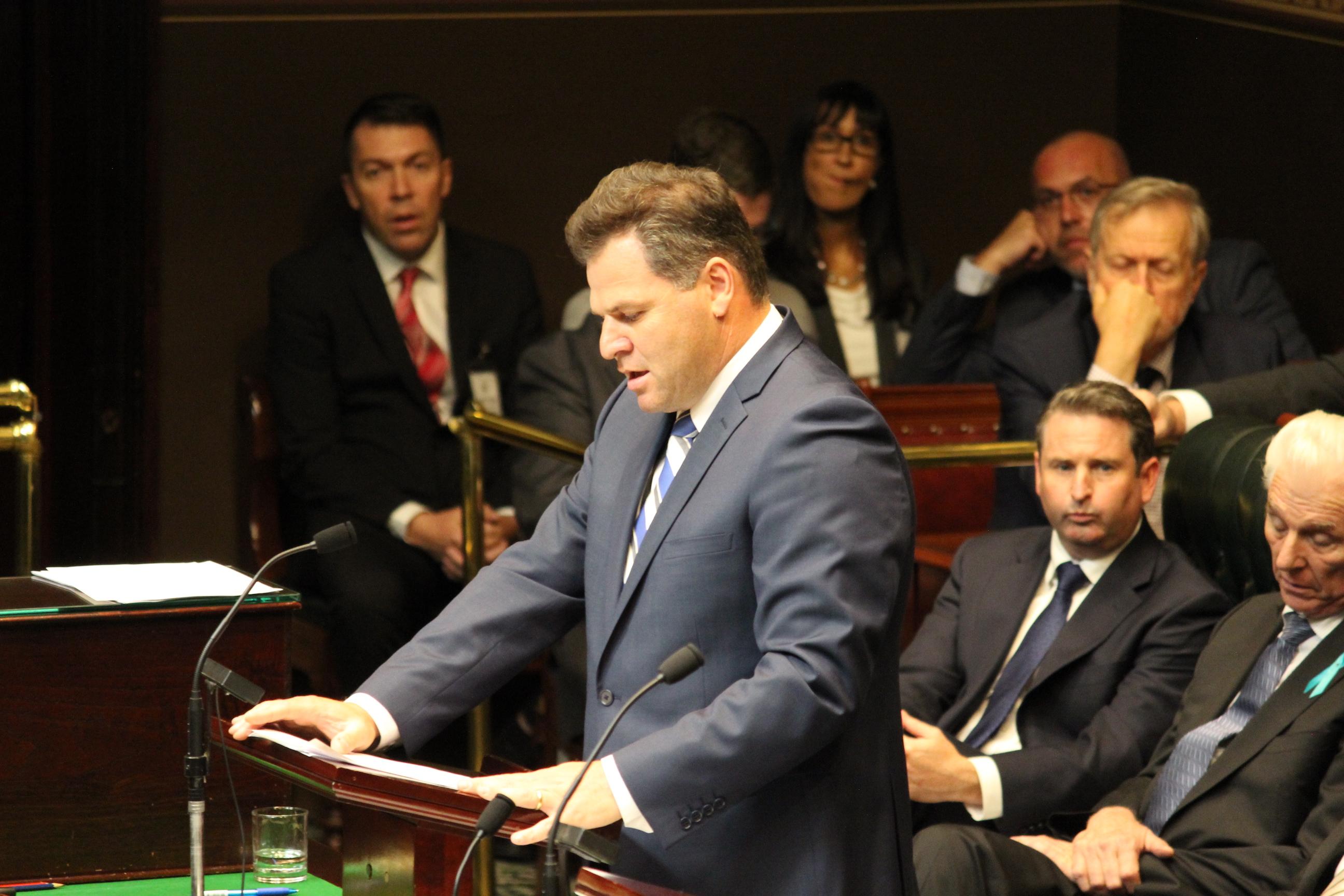 Philip Donato MP