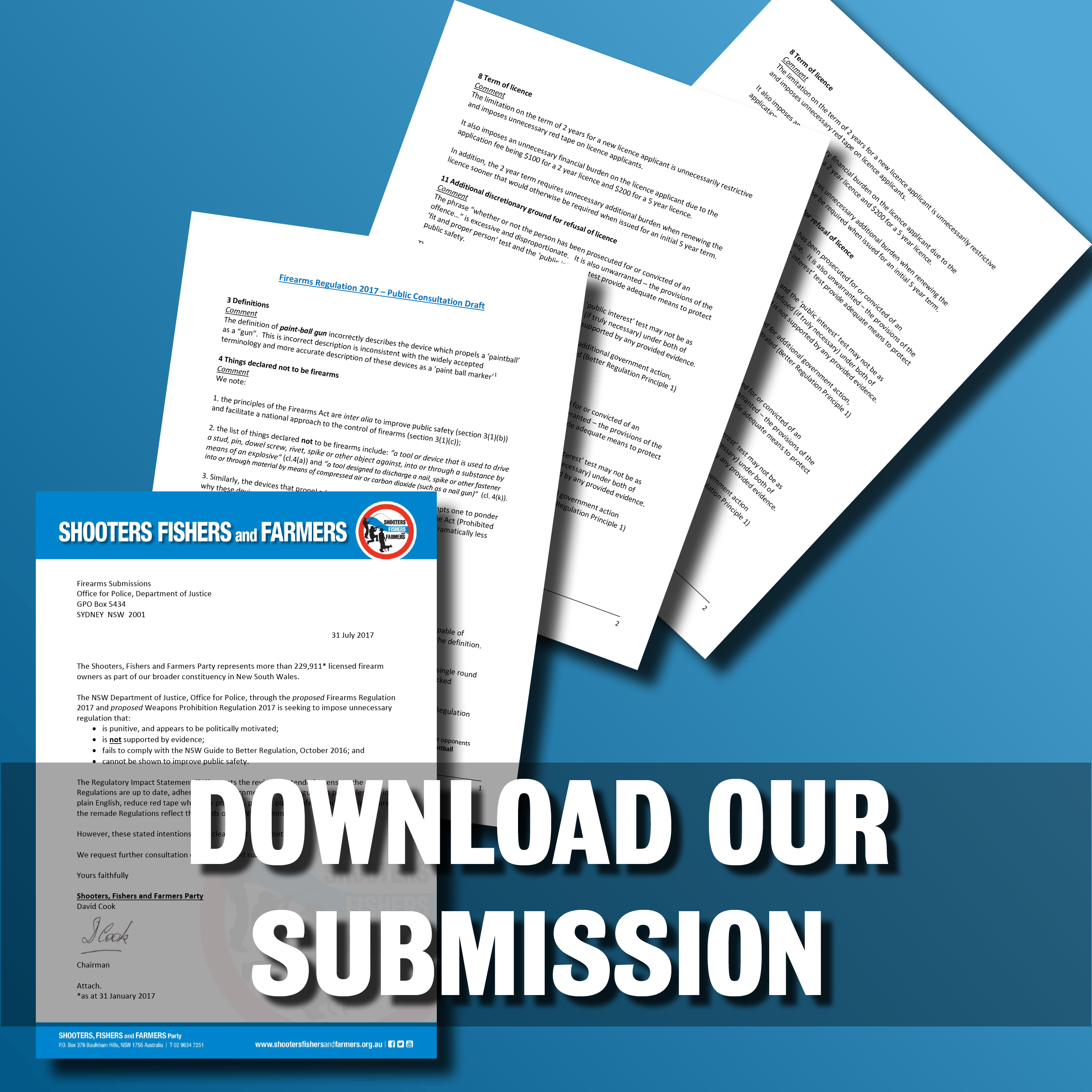 Download our submission