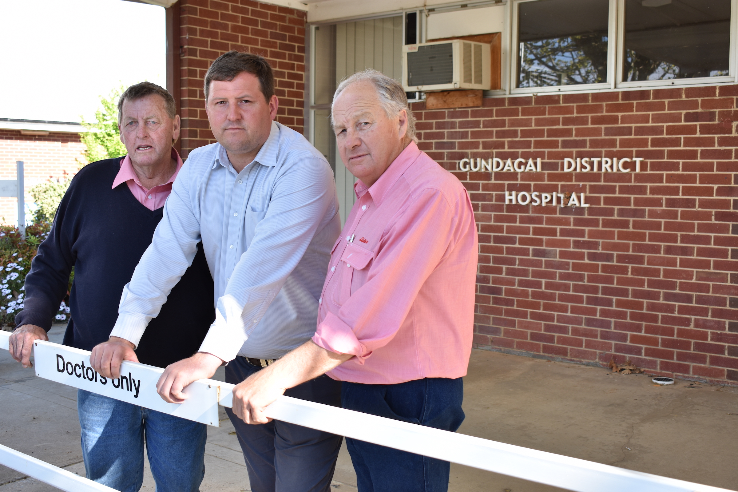 Locals concerned with the sale of Gundagai Hospital