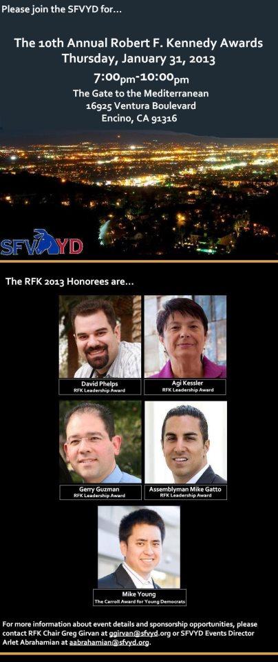 10th Annual RFK Awards