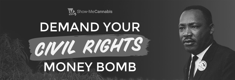 Demand Your Civil Rights Money Bomb