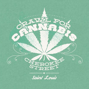 Crawl for Cannabis