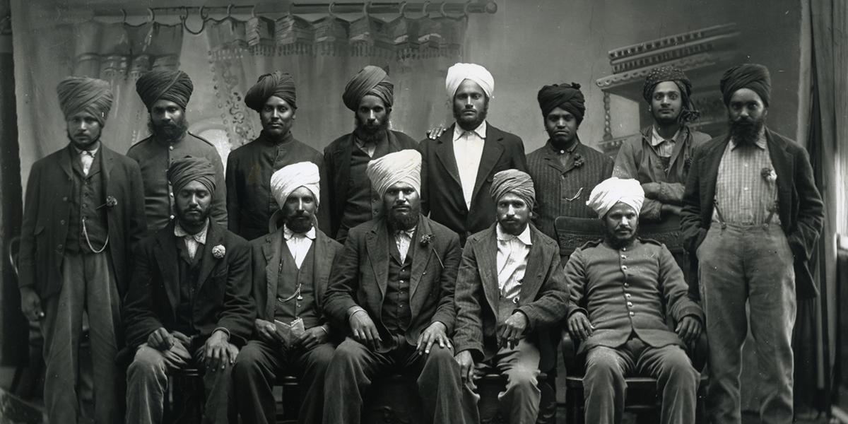 Earliest Sikh immigrants in America