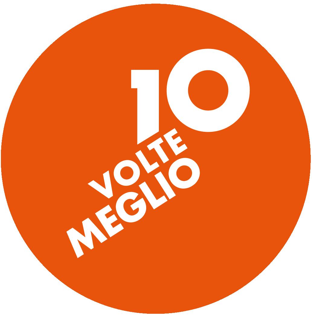 Dieci Volte Meglio Logo