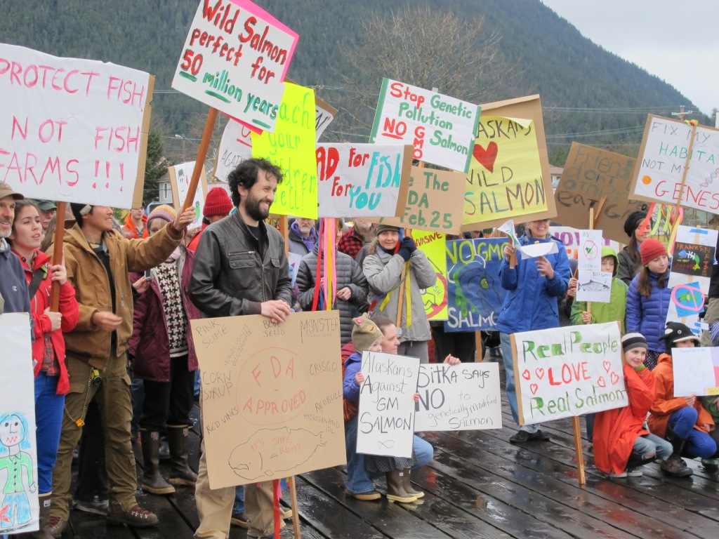 Adapt Protests Lack Of Action From Fda >> Staff Sitka Conservation Society