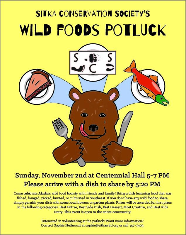 Wild Foods poster jpeg