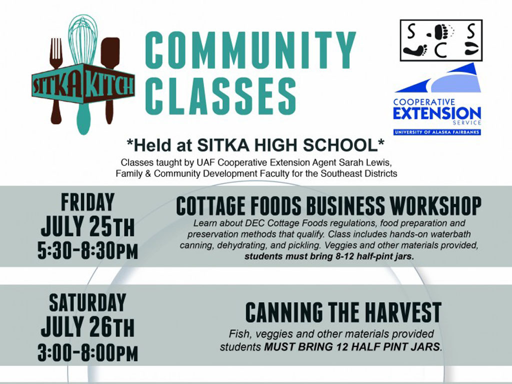Photo for Sitka Kitch Community Classes