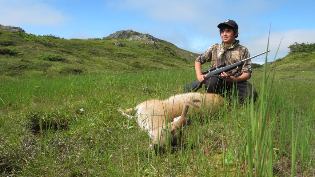Photo for Living With the Land Radio Episode 3: Two Andrews Prepare a Deer