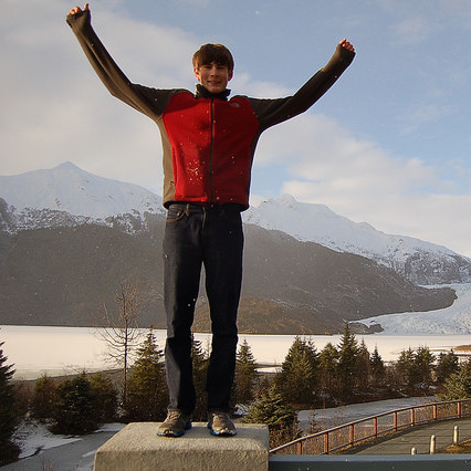 Photo for Alaskan Voices on Climate Change: Nathan Baring, Youth Climate Organizer