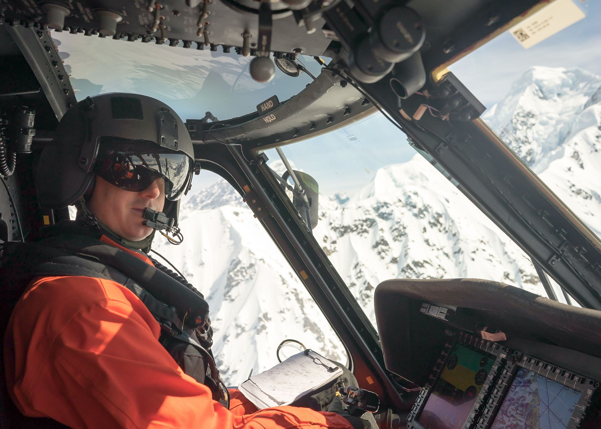 pilot in the wild flights of conservation and survival