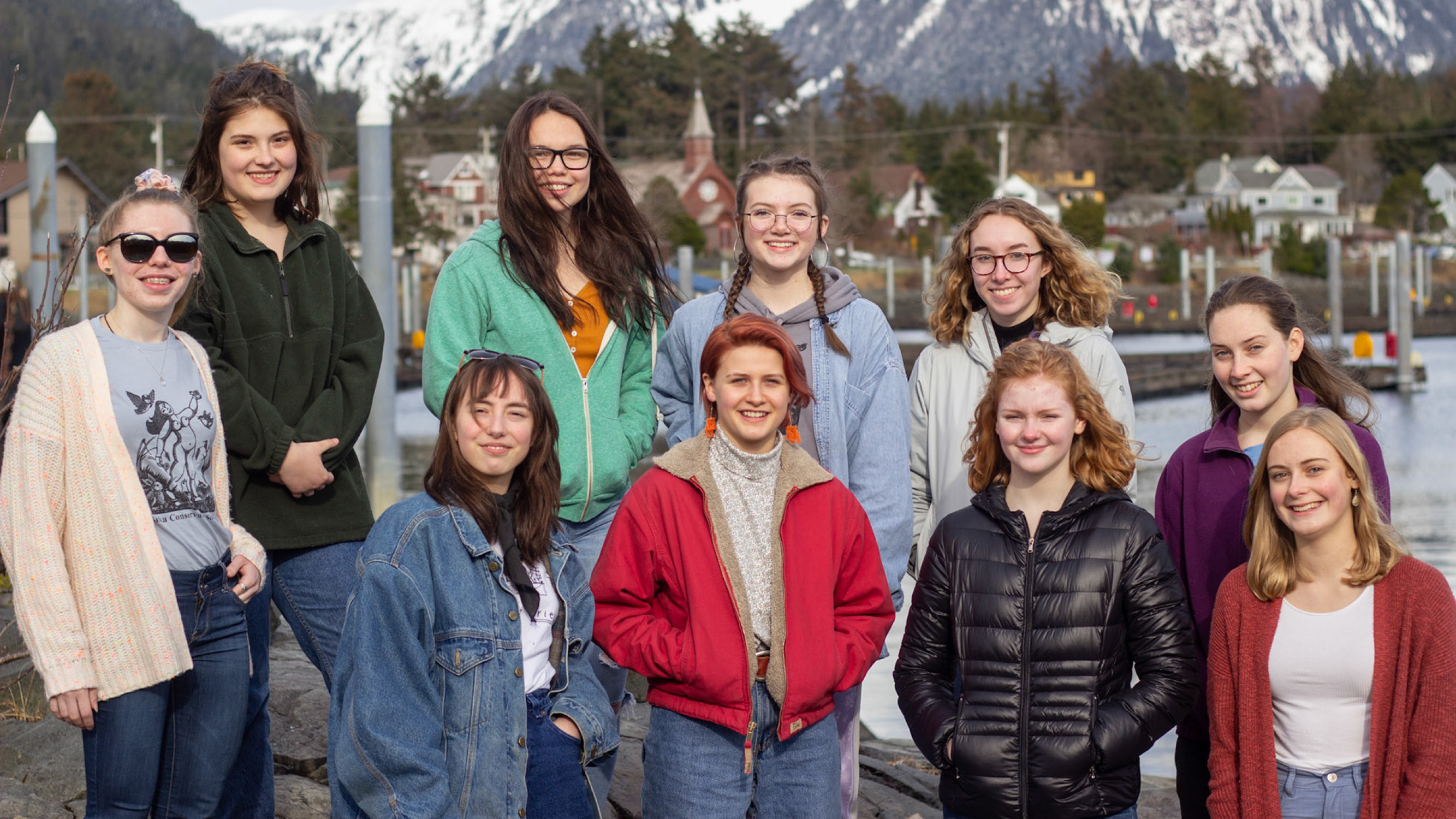 Photo for Alaska Youth emphasize importance of citizen and community action for a healthy future