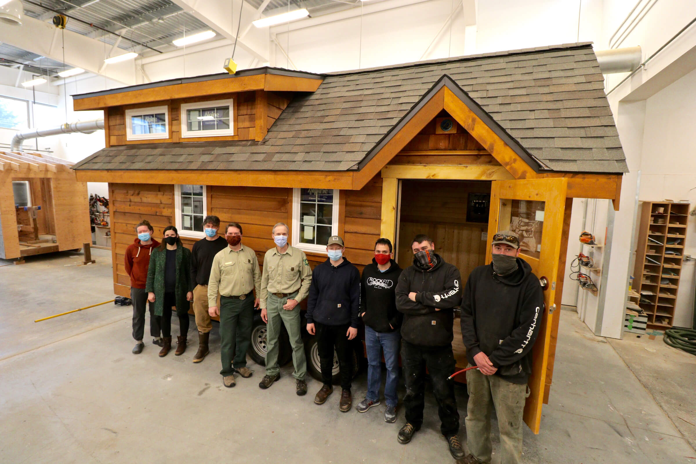 The Tongass Tiny Home - Sitka Conservation Society
