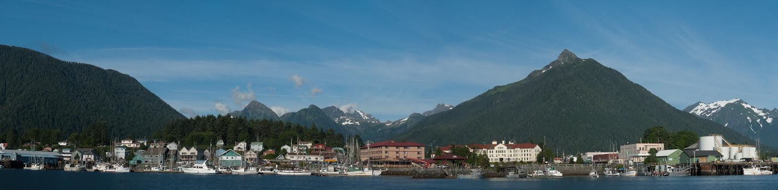 Sitka Conservation Society Scenery