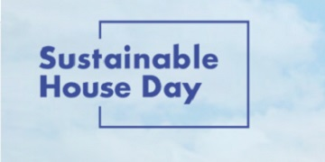 Sustainable House Day logo