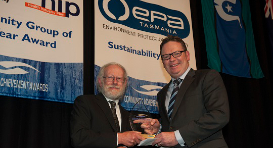 EPA Sustainability Award Winner 2015