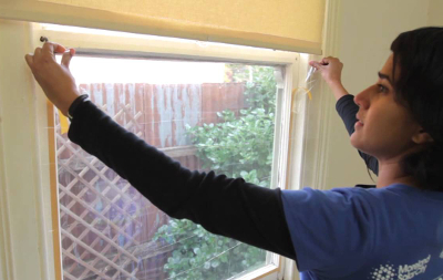 DIY double glazing